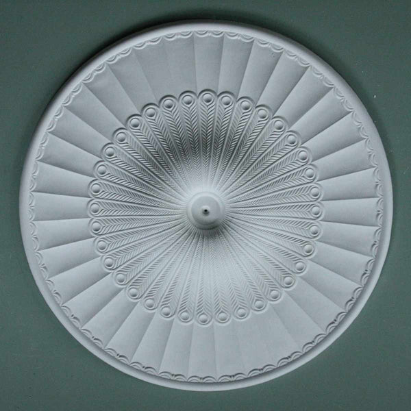 Georgian XL Plaster Ceiling Rose 1300MM LPR050