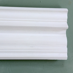 Plaster Coving Large Regency 140mm Drop LPC027 - PlasterCeilingRoses.com