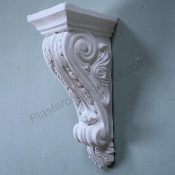 Victorian Decorative Plaster Corbel Medium PC011
