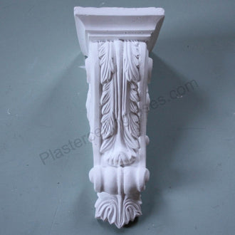 Victorian Decorative Plaster Corbel Medium PC011 - PlasterCeilingRoses.com