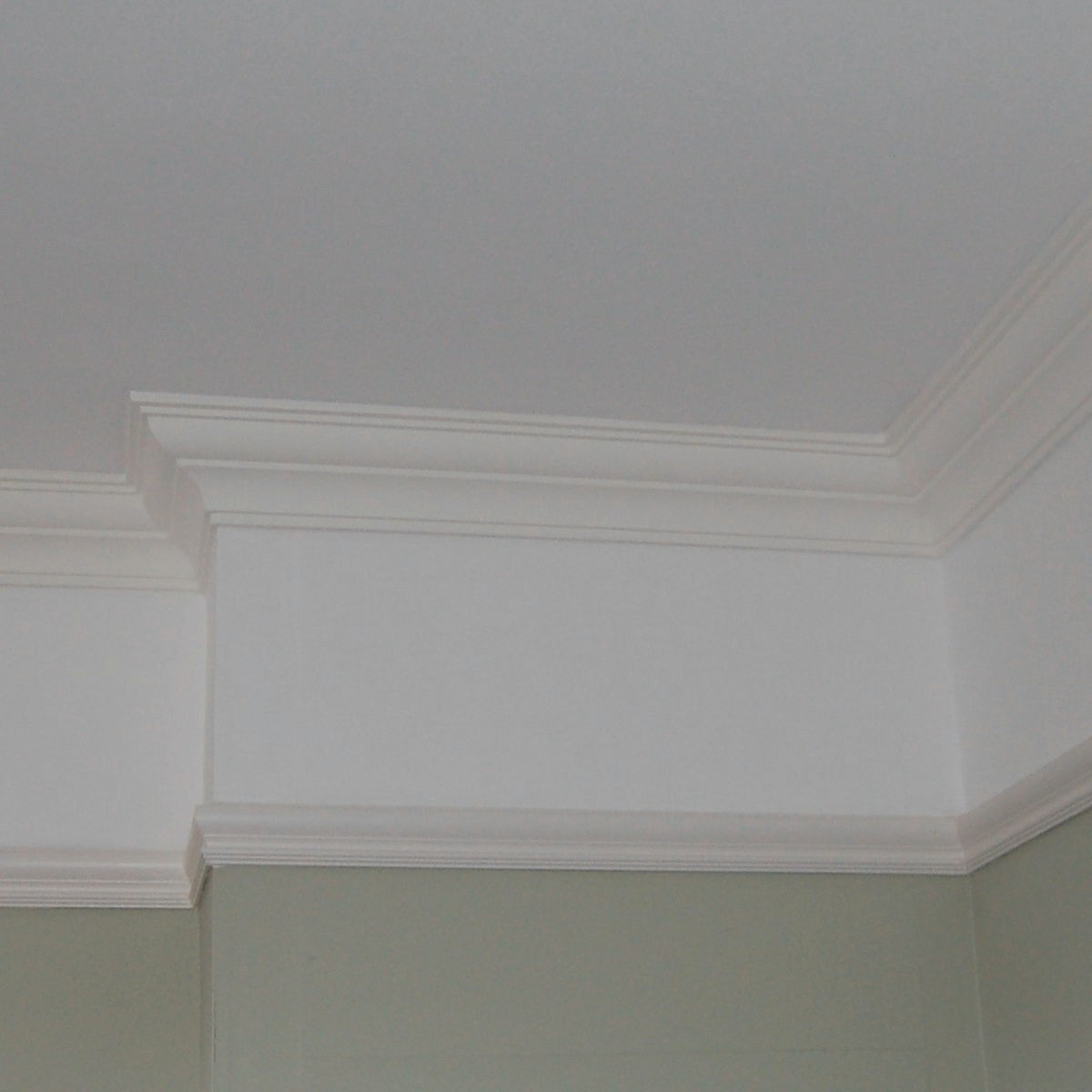 Plaster Coving 110mm MPC051 - PlasterCeilingRoses.com