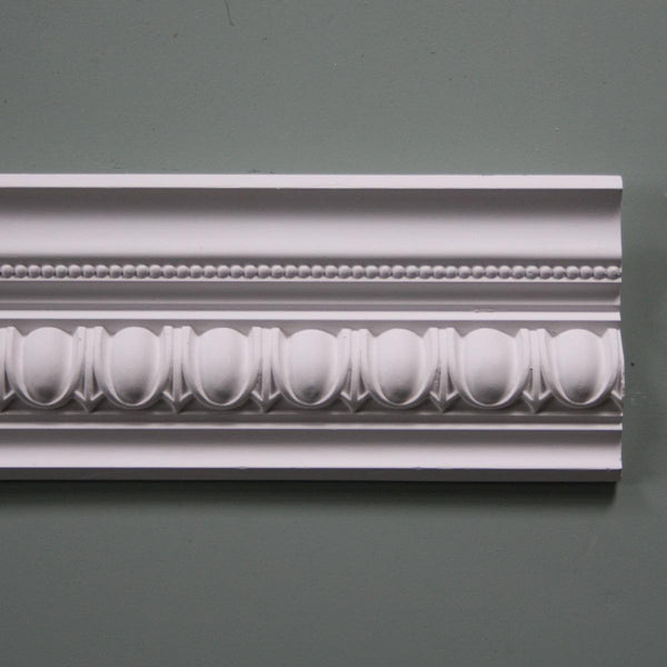 Plaster Coving Egg & Dart 100mm Drop MPC064 3