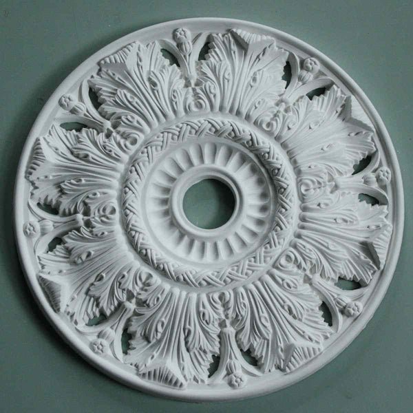 Victorian Decorated Plaster Ceiling Rose MPR063
