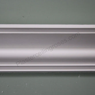 Ogee Plaster Coving 150mm Drop LPC001 - PlasterCeilingRoses.com
