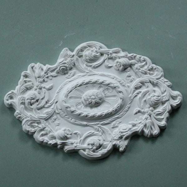 Oval Plaster Ceiling Rose 790mm x 510mm dia. MPR021