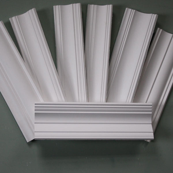 Classic Plain Sample Pack - PlasterCeilingRoses.com