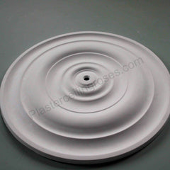 Ceiling Rose Small 340mm dia. SPR008 - PlasterCeilingRoses.com