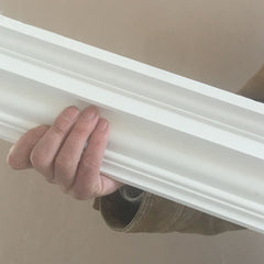 Plaster Coving Regency Small 100mm SPC024 - PlasterCeilingRoses.com