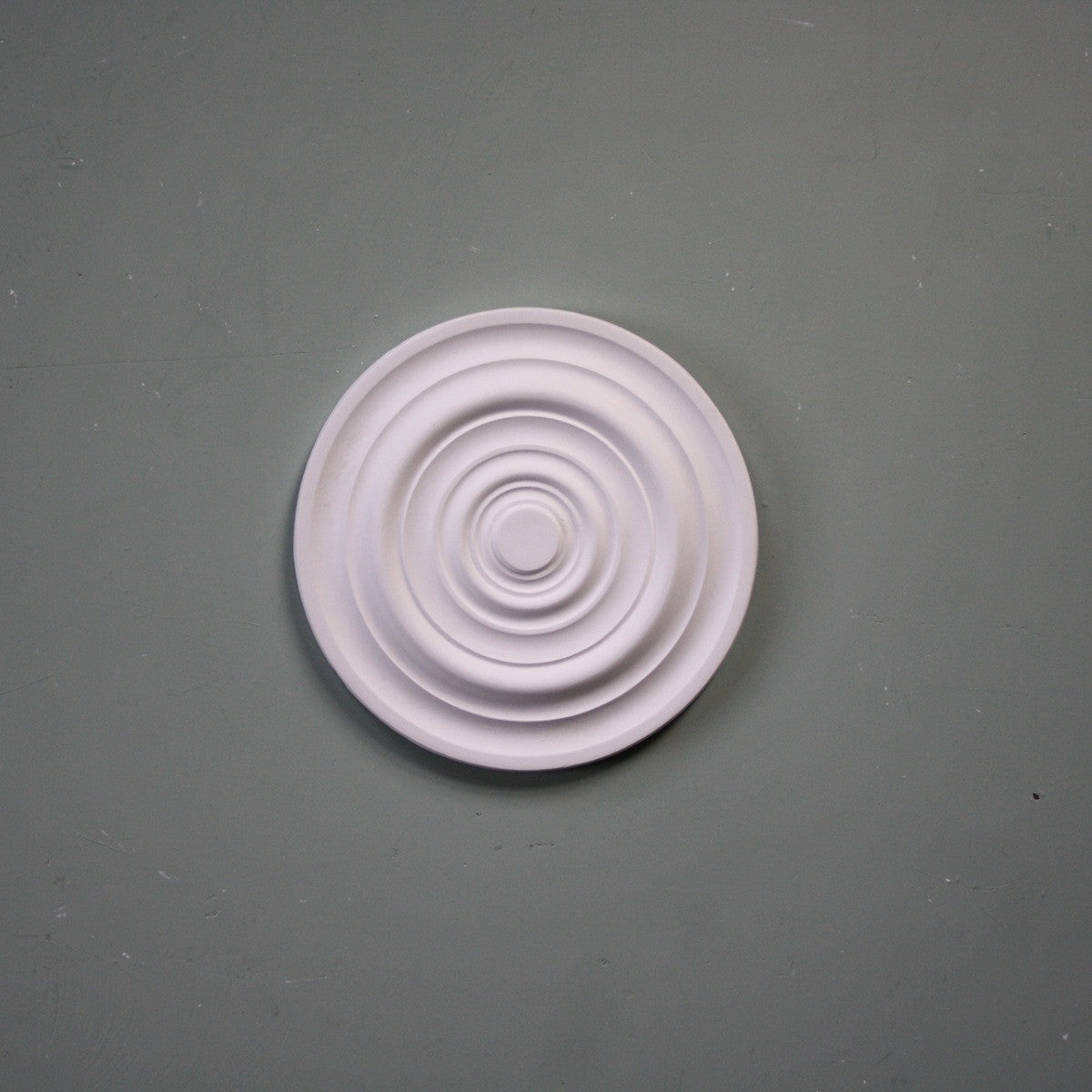 Small Plaster Ceiling Rose 230mm dia. SPR007 - PlasterCeilingRoses.com