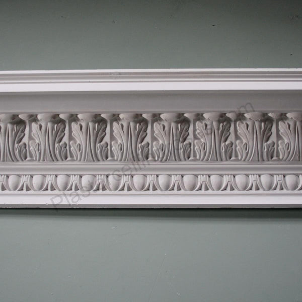 Plaster Coving Victorian 235mm Drop XLPC004