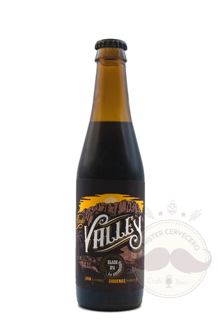 Ricote Valley - Black IPA