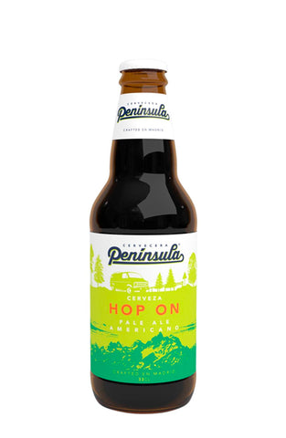 Cervecera Península - Hop On