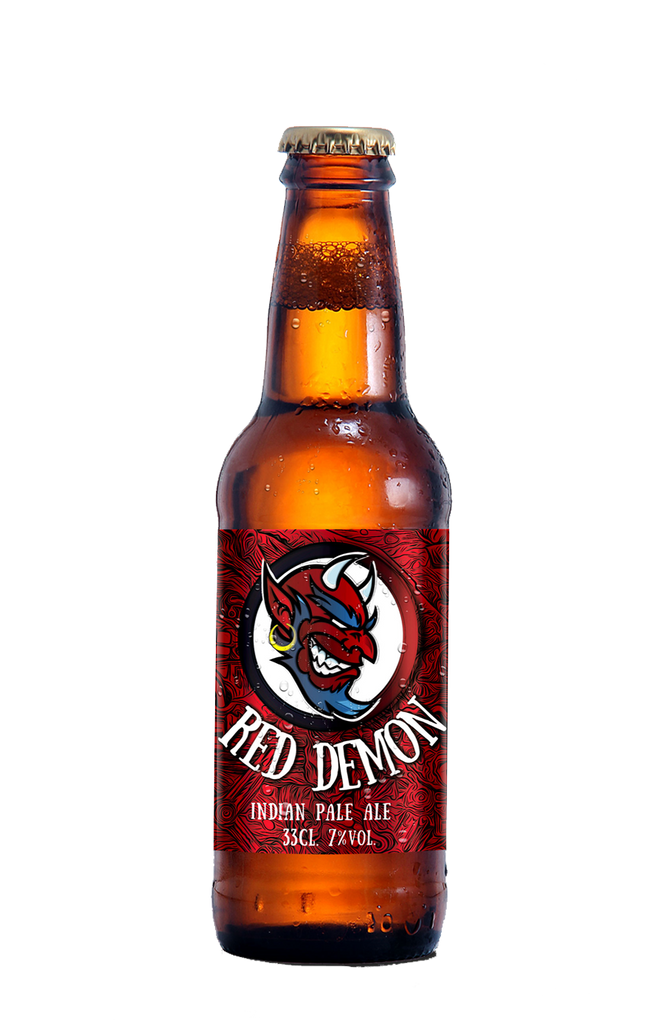 Cerveza Artesana Bizarra - Red Demon