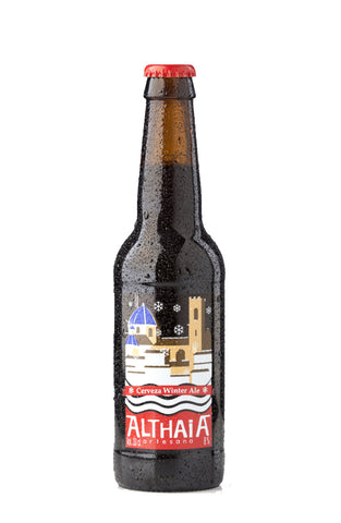 Cerveza Artesana Althaia - Winter Ale