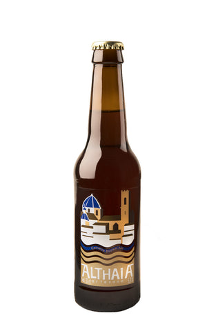 Cerveza Artesana Althaia - Brown Ale