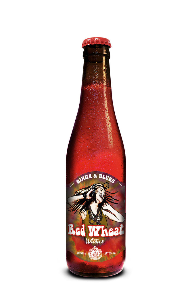 Comprar cerveza artesana Birra&Blues - Red Wheat