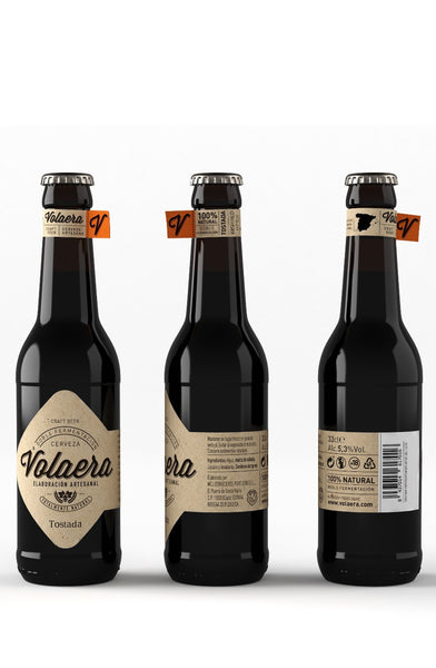 Cerveza Artesana Volaera - Irish Red
