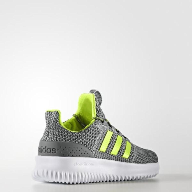 Adidas Cloudfoam Ultimate Kid's Running Shoes-Mikka Online