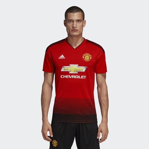 Adidas Manchester United 2018/19 Home Jersey-Mikka Online