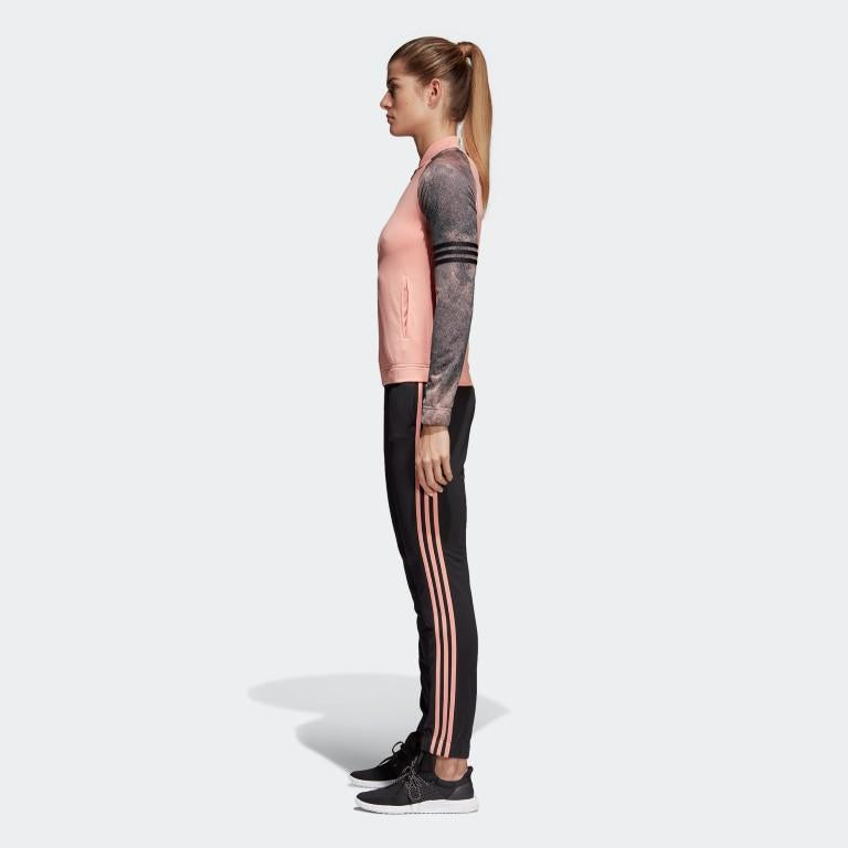 Adidas Women's Cosy Tracksuit-Mikka Online