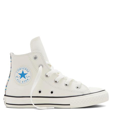 Converse Chuck Taylor All Star Camp Craft Leather Kid's Hi Top-Mikka Online