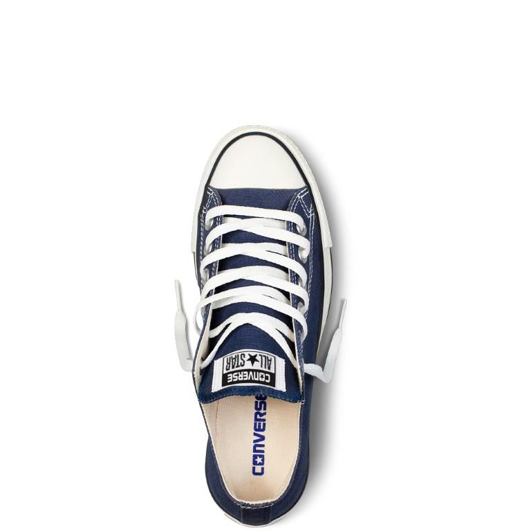 Converse Chuck Taylor All Star Canvas Lo Top - Navy-Mikka Online