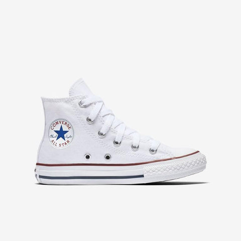 e00ab7ea00f1 Converse Chuck Taylor All Star Classic Canvas Kid s Hi Top - White-Mikka  Online
