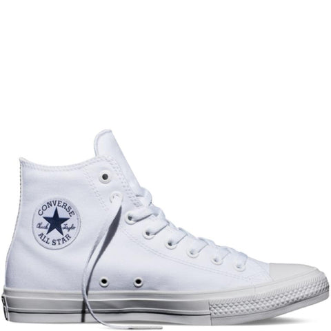 Converse Chuck Taylor All Star II High Top - White-Mikka Online