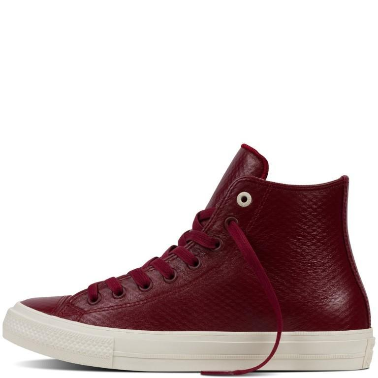 Converse Chuck Taylor All Star II Mesh-Back Leather Hi-Mikka Online