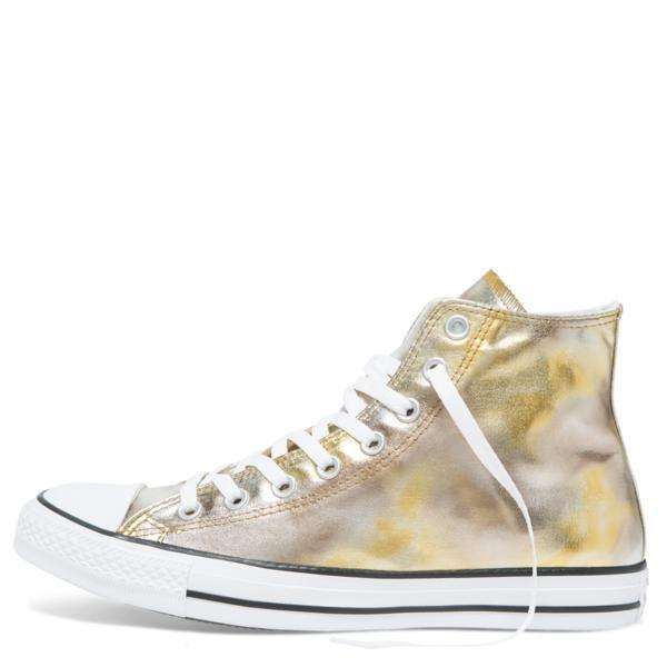 Converse Chuck Taylor All Star Washed Metallic High Top-Mikka Online