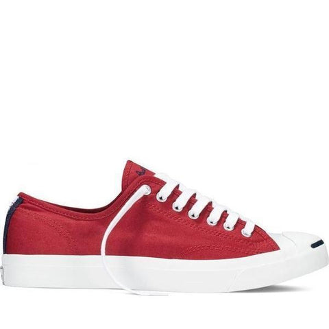 Converse Jack Purcell Woven Bar Tape Canvas Lo Top-Mikka Online
