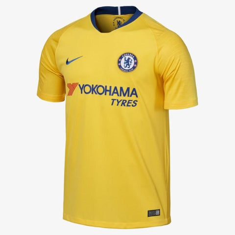 Nike Breathe Chelsea FC 2018/19 Away Stadium Men's Soccer Jersey-Mikka Online