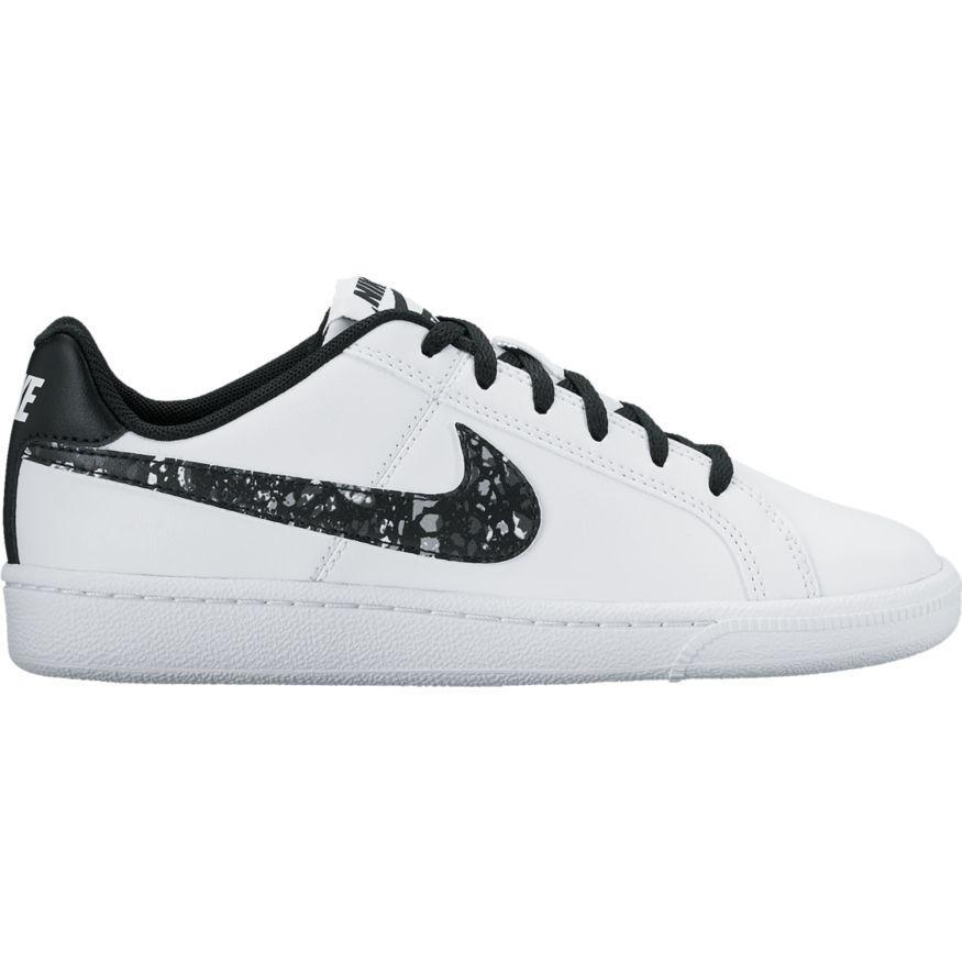 Nike Court Royale Print Grade School Boys' Shoe-Mikka Online