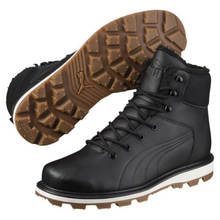 Puma Desierto Fun Leather Winter Boots-Mikka Online
