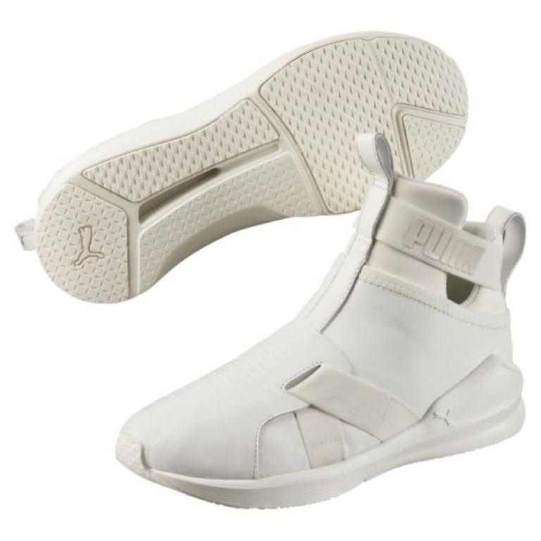 Puma Fierce Strap Leather Women's Training Shoes-Mikka Online