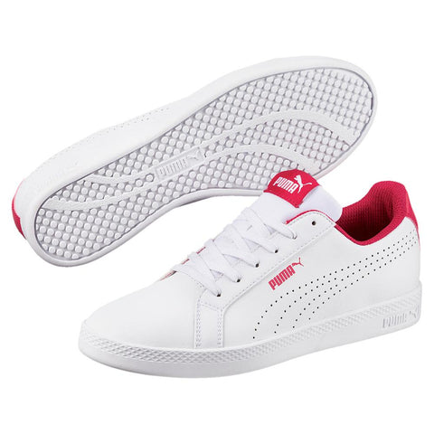 Puma Smash Perforated Women's Shoes-Mikka Online