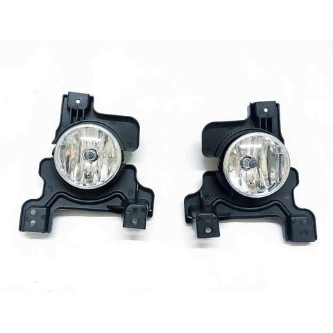 Blackcat Fog Lamp for Scorpio 2018 OEM Quality (Set of 2)