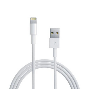 Blackcat | iPhone Lightning Fast Charging Cable | Data Sync | 3.3 ft (1m) long | White