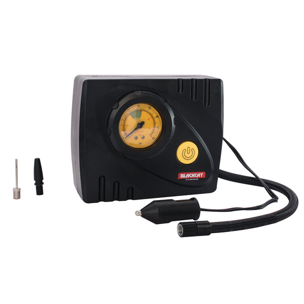 Blackcat Tyre Inflator Liliput | Light weight | Long life braided hose