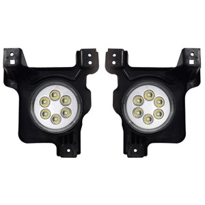 Blackcat LED Fog Lamp for New Scorpio 2018 (Set of 2)