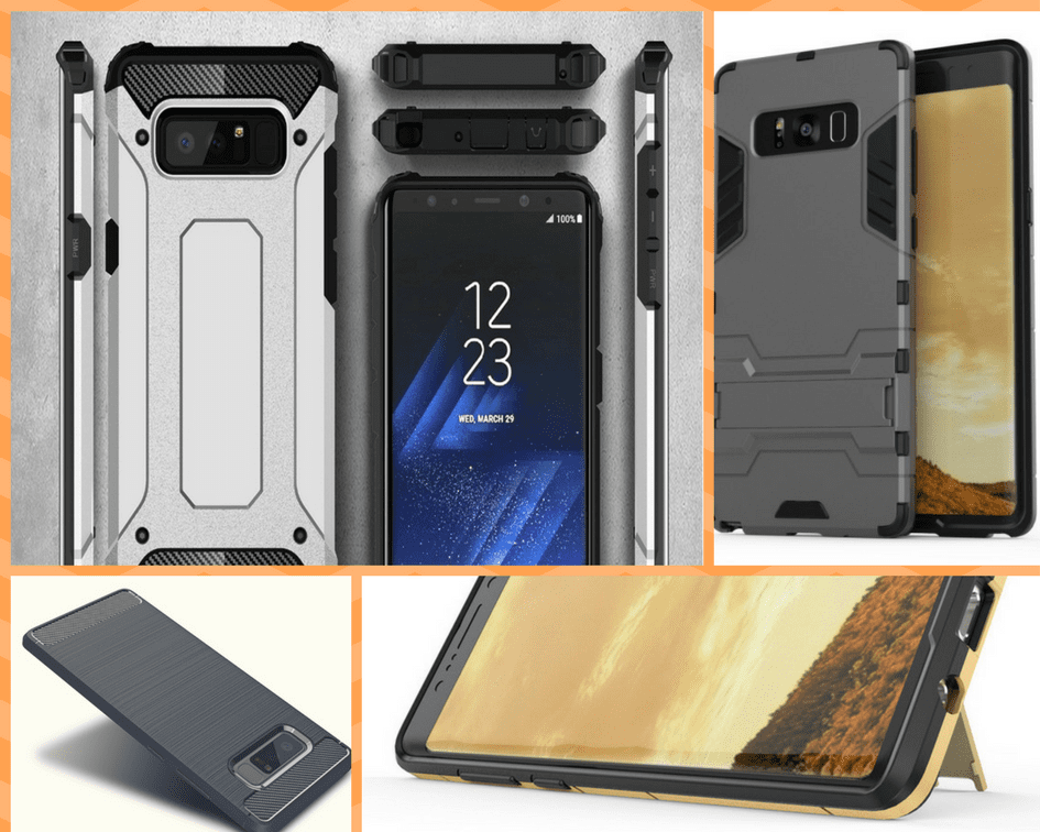 Samsung Galaxy NOTE 8 Mobile Covers and Accessories in Pakistan