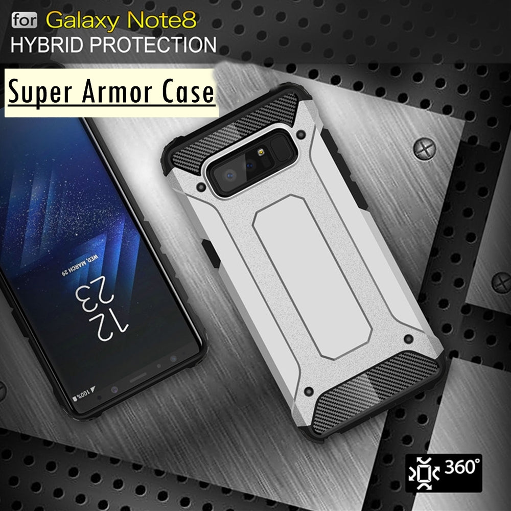 Super Armor Case for Samsung Note 8 in pakistan