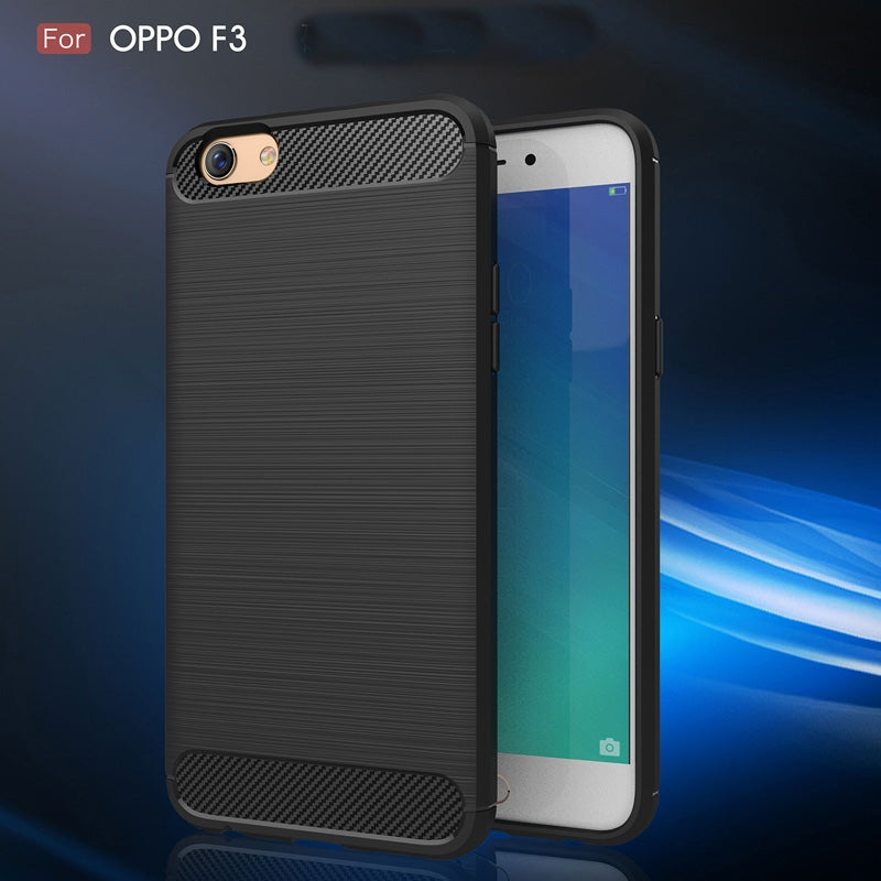 oppo F1s carbon case