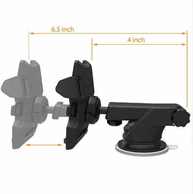 360 car holder dimensions