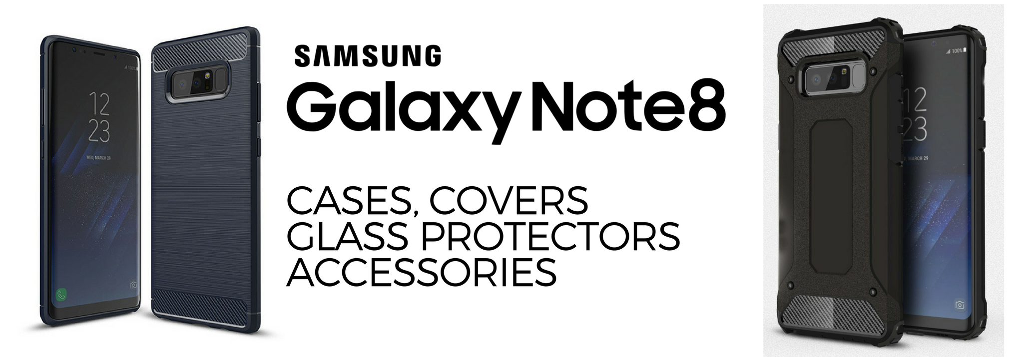 Samsung Galaxy Note 8 Covers Glass Accessories Buy in Pakistan