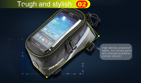 Mobile cover Bag for bicycle Islamabad roswheel