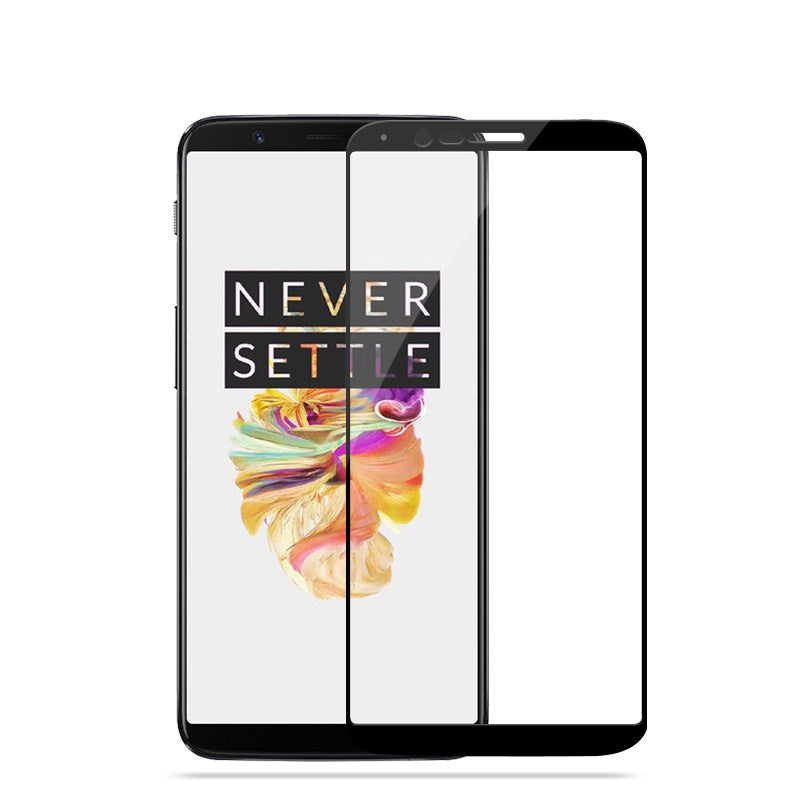 oneplus 5T branded glass 3D