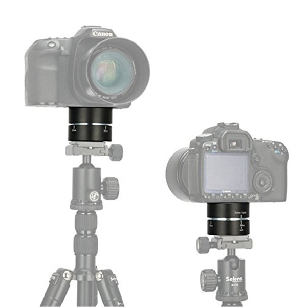 Time lapse 360 degree Auto Rotate Camera tripod