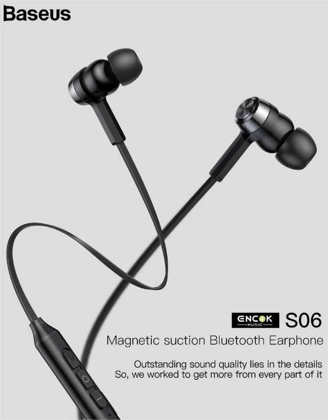 baseus s06 earphone bluetooth in pakistan