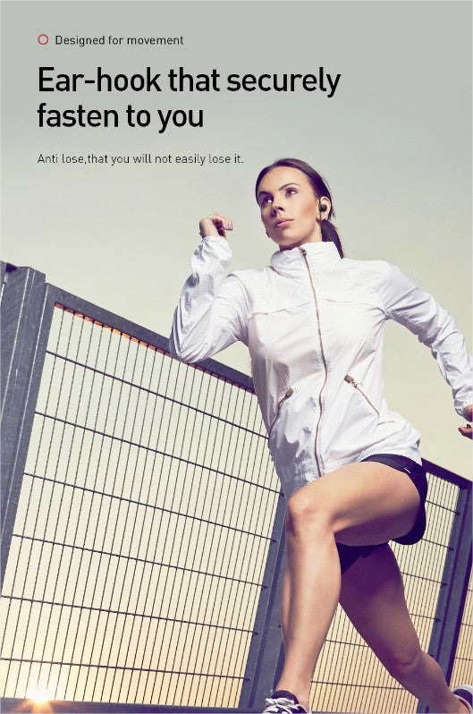Baseus S17 Sport Wireless Earphone Bluetooth 5.0 in pakistan